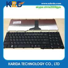 Replacement for Toshiba laptop keyboard C650 C660 C670 C675 C750 C755 C770 notebook russian keyboard