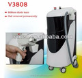 Factory OEM 808nm Diode Laser Hair Removal painless epilator beauty machine with CE