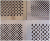 Newest top sell galvanized perforated sheet /metal mesh
