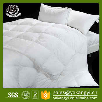 Different Standard Hotel Single Size Winter Comforter