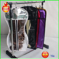 japan kanekalon high temperature fiber bag and hanger/indian woman hair bag and hanger