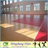 PVC sports floor for basketball court China manufacturer
