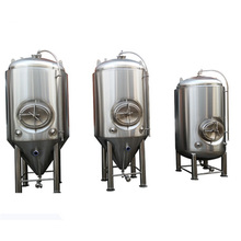 Pub Beer Brewing Equipment 1000L Fermentation Tank Bright Beer Tank