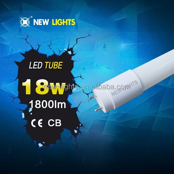 2012 most popular led tube competitive price