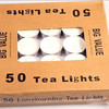 Environment Friendly Tealight Candle Soy Tealights
