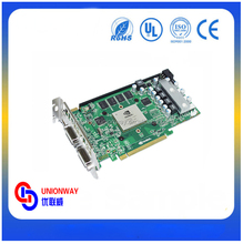 Professional custom FR4 multilayer PCBA for electronic equipment