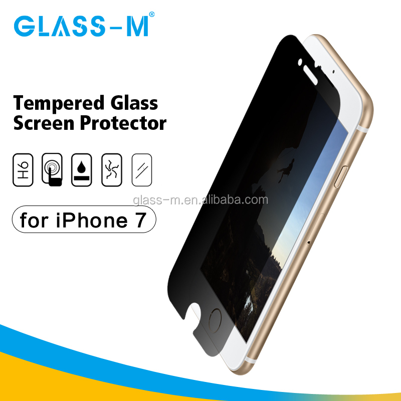 privacy smartphone screen protector for iPhone 7