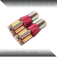Hotsale CANBUS T10 57SMD 4014 car automotive led