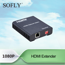HDMI Matrix Extender 120M over IP Support multipoint to multipoint