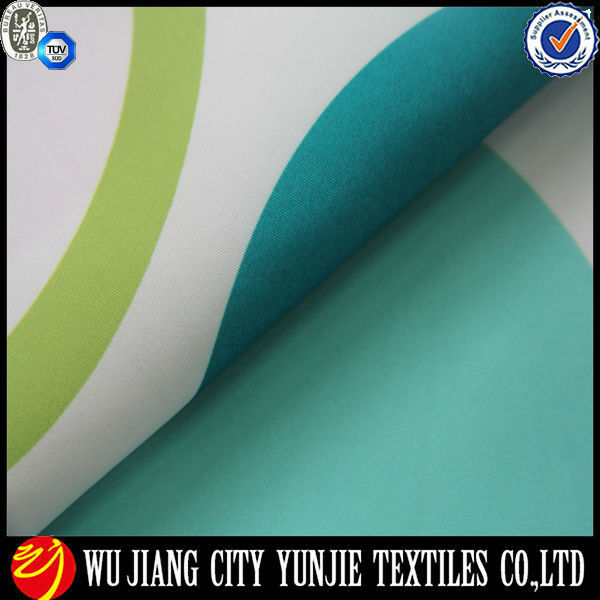 waterproof peach skin/ water resistance peach skin fabric
