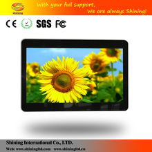 Hot sale digital signage 21 inch hd video player android 4.4 free download SH2103AD