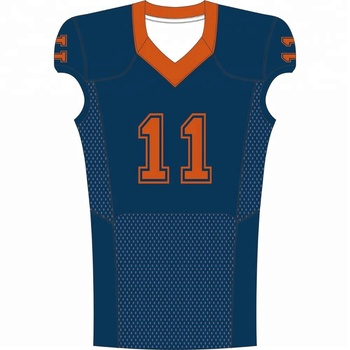 design your own custom made new model american football jersey