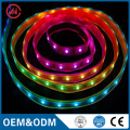 Long Lifetime colorful SMD 3014 72leds/m LED flexible strip lamp light