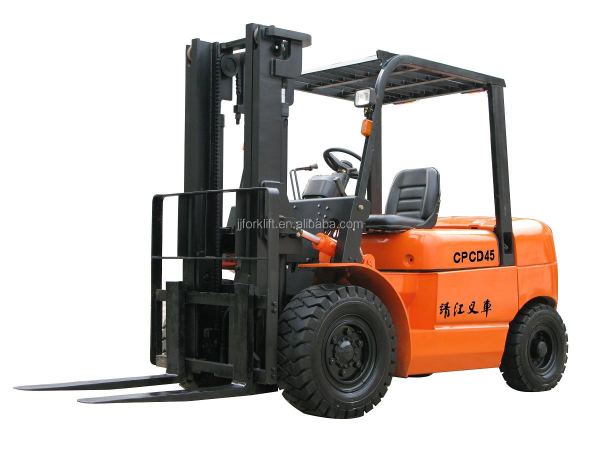 CPCD45 4.5 TON new forklift price forklift truck