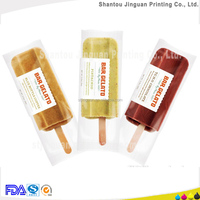 popsicle packaging bag/transparent plastic packaging/cheap food packaging