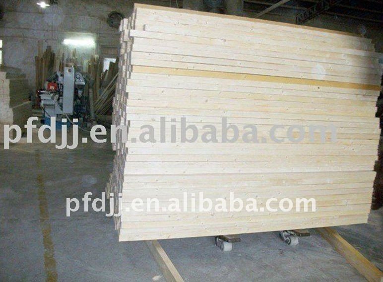 High quality sawn timber