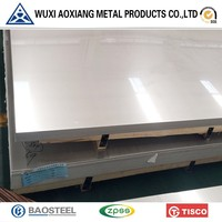 Alibaba Best Quality AISI 2B / NO.1 Surface Stainless steel Sheet 304