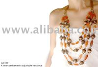Bib Type Necklace