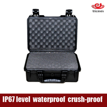 China factory Tricases IP67 Hot Sale! Shanghai factory Tricases PP plastic strong military equipoment ammo box