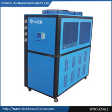 air to water chiller refrigerator for injection mold machine cooling
