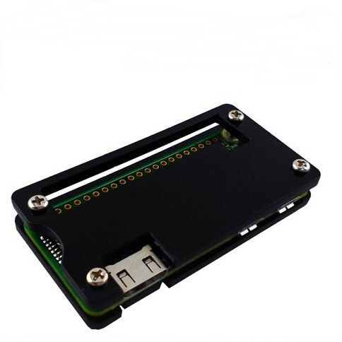 Enokay Raspberry pi zero case Professional <strong>Manufacturer</strong> raspberry pi 0 case Arcylic case for Raspberry Pi 0