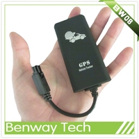 Gps vehicle tracking device for Fleet management or taxi rental system