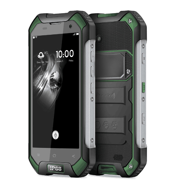 Best quality Octa-Core 4G Rugged Smartphone IP68 4500mAh low price china mobile phone