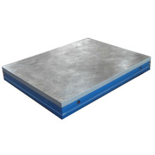 T-Slotted Table Steel / Cast Iron Layout welding