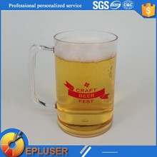 Shenzhen Tableware Type BPA free reusable clear plastic cups