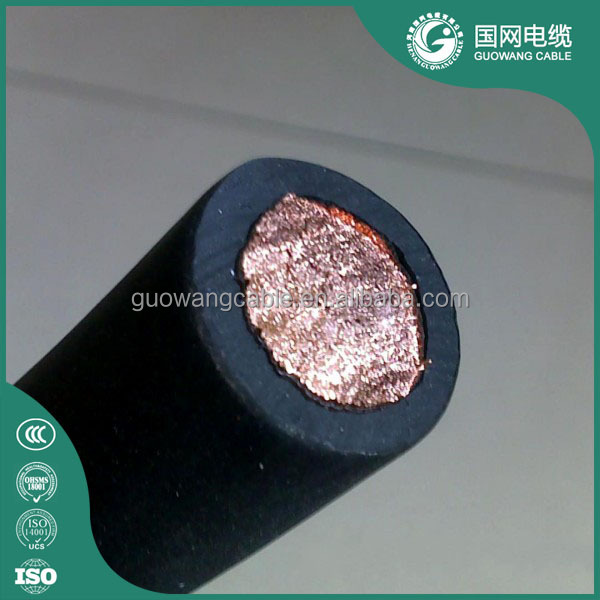 csp sheath welding cable / super welding electric cable