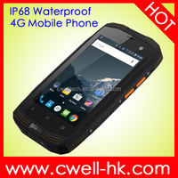 4.0 Inch Dual Sim Card AGM A2 Rio IP68 Waterproof 4G LTE Android Rugged China Smartphone with SOS function and NFC