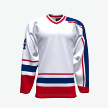 Top Quality Custom Sublimated Cheap Team Hockey Jersey