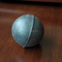 80mm Top Quality Cast Grinding Balls for Grinding Cement