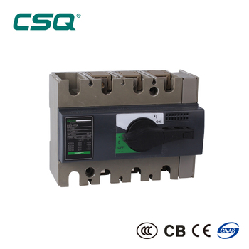 CSQ BSD-160A Electrical Switch ATS Changeover Switch