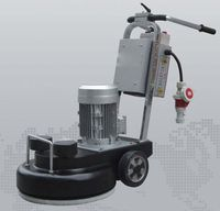 T20 5HP motor high speed Vibration self-leveling floor polishing machine with CE certificate
