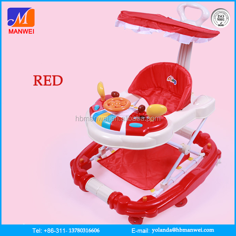 2016 new innovation andador de bebe china,baby walker ride on toys baby product cheap walkers with cotton fresh seat for babies