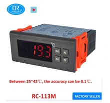RINGDER RC-113M High Accuracy Digital Temperature Controlled Switch Electric Accuracy 0.1C