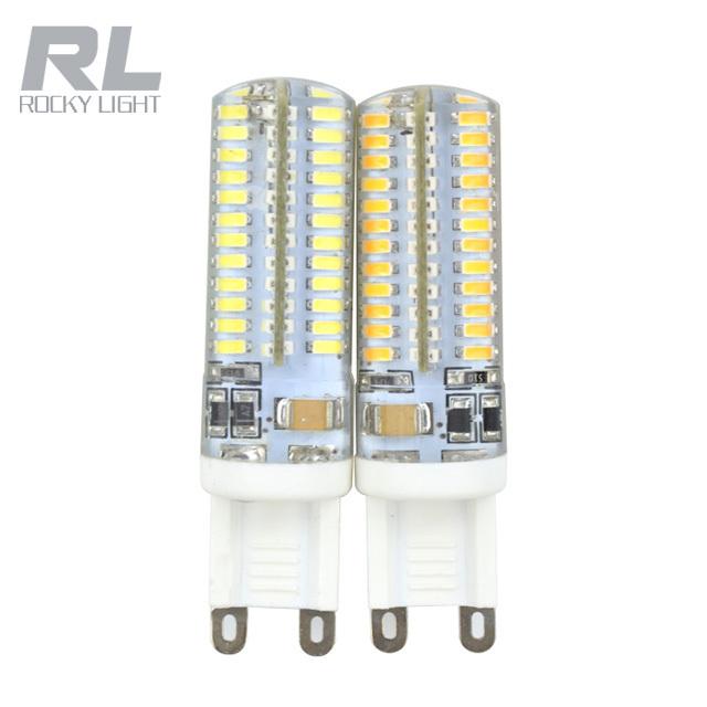 3 watt SMD3014 LED small spot light warm white 220-240V G4G9 led bulb lamp