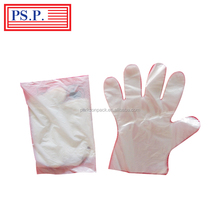 Natural food industry medical examination TPE glove disposable
