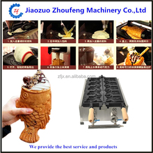 High Quality Ice Cream Fish Cake Waffle Taiyaki Maker (WHATSAPP: +86 13782812605)