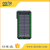 20000mah usb solar battery charger 12v for smoker