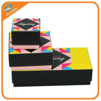 Wenzhou Factory Supply Hard Paper Print Customized Logo GIft Box Case