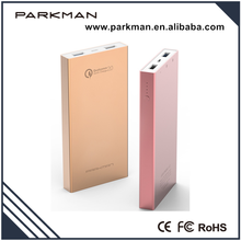 Mobile Power Supply QC3.0 Power Bank 8000mah Portable Quick Charge 3.0 Power Bank