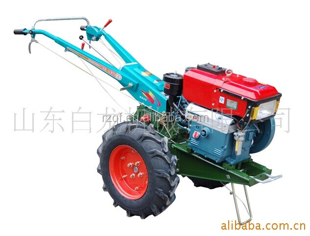 MAKING MACHINE EQUIPMENT POWER TOOL FARM TOOL / DIESEL BOSS POWER 2 WHEEL hand tractor!!!!