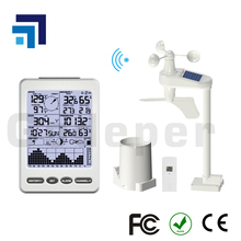 2017 top selling wireless weather station wind speed direction
