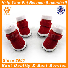 JML dog accessory pet products dog boots christmas decoration shoes for dog
