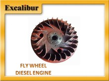 diesel engine flywheel