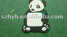 panda shaped EVA foam mat