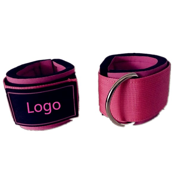 Best Neoprene Adjustable Double <strong>D</strong>-Ring Ankle Straps Cuffs for Cable Machines