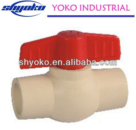 2014 China High quality cpvc fittings Pipe Fittings solvent cement CPVC ASTM D2846